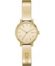 DKNY NY2307 Damas soho oro reloj plateado