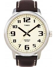 Timex T28201 Mens marrón reloj Easy Reader