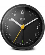 Braun BNC012BKBK reloj de alarma negro