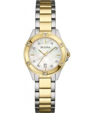 Bulova 98W217 Reloj clásico para mujer
