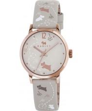 Radley RY2342 Damas prado de vainilla impresa reloj de la correa